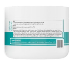 Stretch Mark Cream Uses, Directions & Ingredients