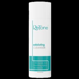 Exfoliating Cleanser Bottle