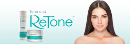 retone stretch mark exfoliating scrub and cream
