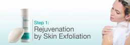 exfoliating scrub rejuvinates skin through exfoliation