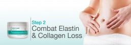 stretch mark cream combats elastin and collagen loss