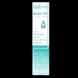 ReTone Body Oil Uses