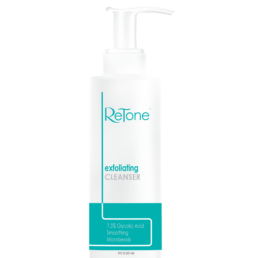 keratosis pilaris exfoliating body wasy